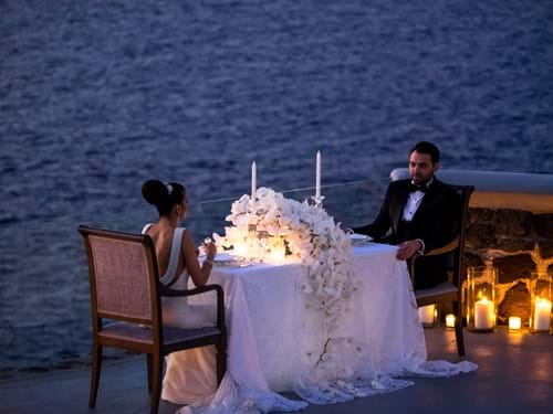 Image 24 of Intimate Wedding in Santorini