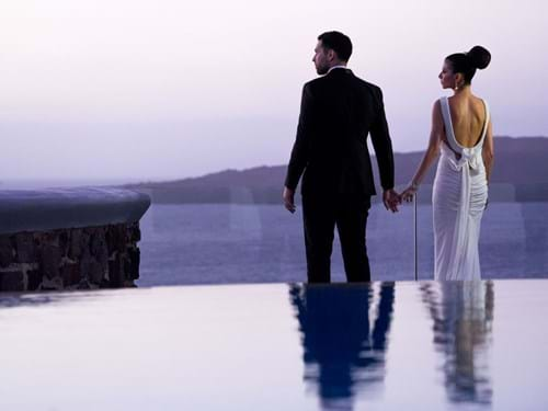Image 37 of Intimate Wedding in Santorini