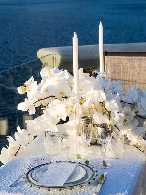 Image 3 of Intimate Wedding in Santorini