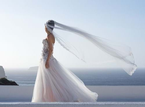 Image 2 of Intimate Wedding in Santorini