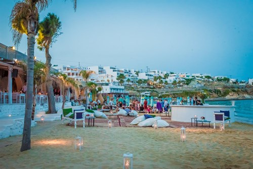 Image 6 of Glamorous Nammos Party In Mykonos