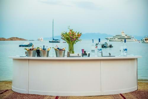 Image 9 of Glamorous Nammos Party In Mykonos