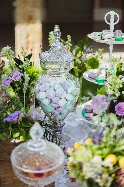 Image 34 of Lavender Spring Wedding in Athens
