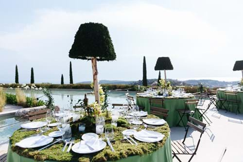 Image 15 of Avant-Garde Wedding In Porto Heli