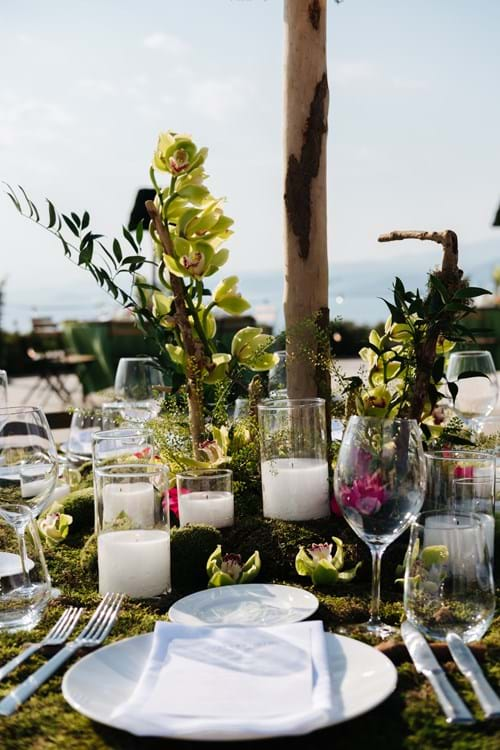 Image 24 of Avant-Garde Wedding In Porto Heli