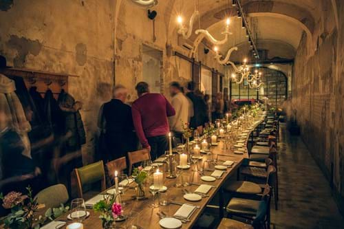Image 18 of Concept Welcome Dinner In Florence